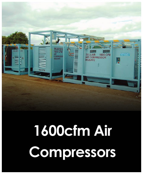 1600cfm Air Compressors | Dutch Offshore Services UK Ltd
